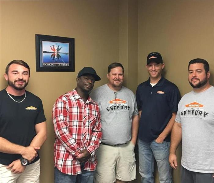 Storm Damage SERVPRO® team departs for Florida to participate in Hurricane Irma recovery efforts