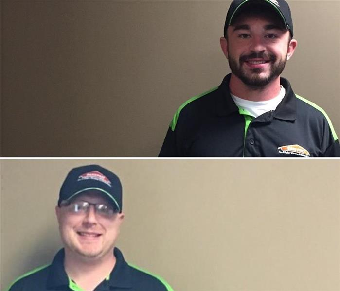 Water Damage Congratulations to our four new Water Damage Restoration Technicians
